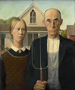 250px-Grant_Wood_-_American_Gothic_-_Google_Art_Project