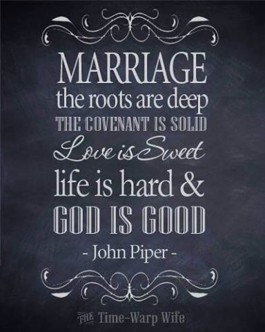 Marriage~Solid Covenant  ://Namafish.com